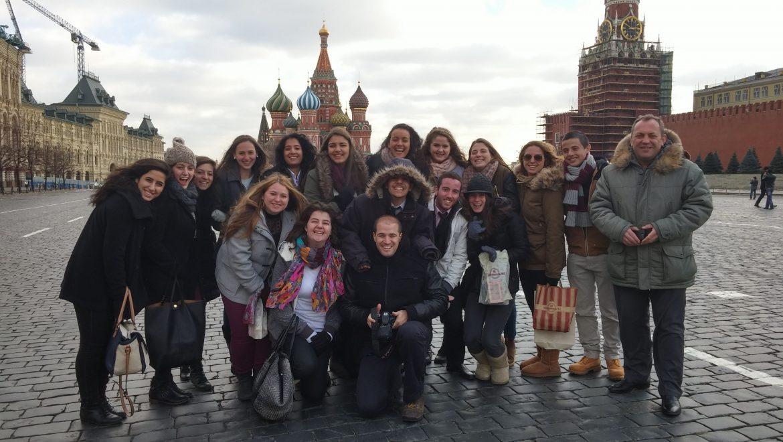מוסקבה 2014